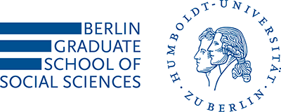 Logo of the Berlin Graduate School of Social Science