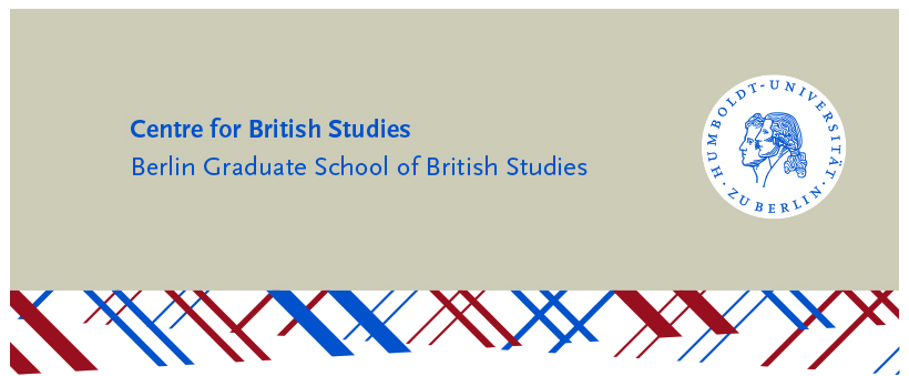 Logo of the Berlin Graduate School of British Studies