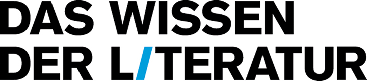 Logo of the Doctoral Program Das Wissen der Literatur