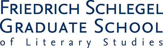 Logo of the Friedrich Schlegel Graduate School of Literary Studies