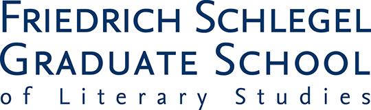 Logo of the Friedrich Schlegel Graduate School of Literary Studies