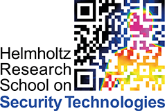 Logo of the Helmholtz Research School on Security Technologies