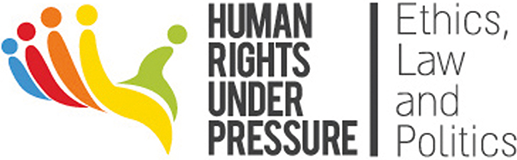 Logo of the Doctoral Program Human Rights Under Pressure