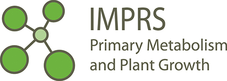 Logo of the International Max Planck Research School Primary Metabolism and Plant Growth