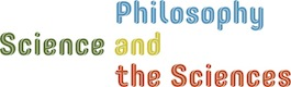 Logo of the Research Training Group Philosophy, Science and the Sciences
