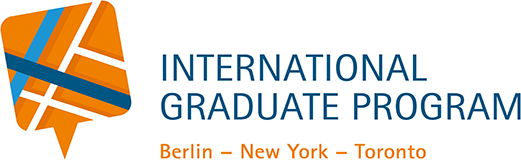 Logo of the International Graduate Research Training Group The World in the City