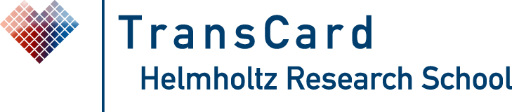 Logo of the International Helmholtz Research School Translational Cardiovascular and Metabolic Medicine