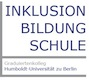 Logo of the graduate school Inclusion – Education – Schools: Structural Analyses of Development